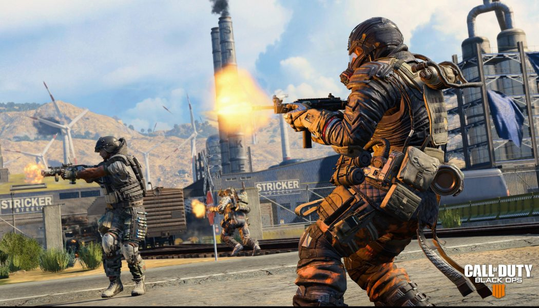 Call of Duty: Black Ops 4 [PC/PS4/XO] — recenzja