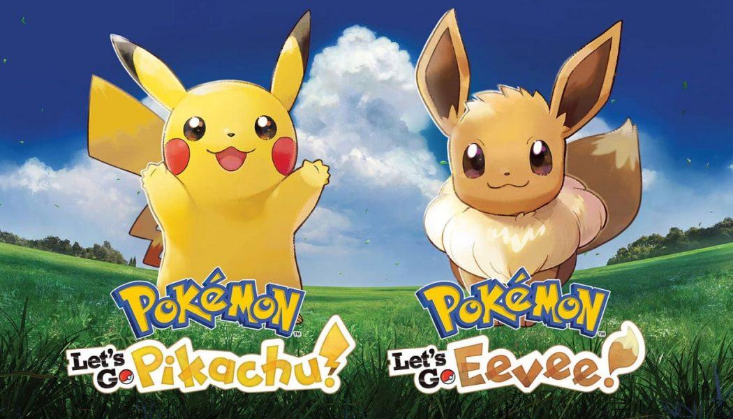 Pokémon Let's Go: Pikachu i Eevee [Switch] — recenzja