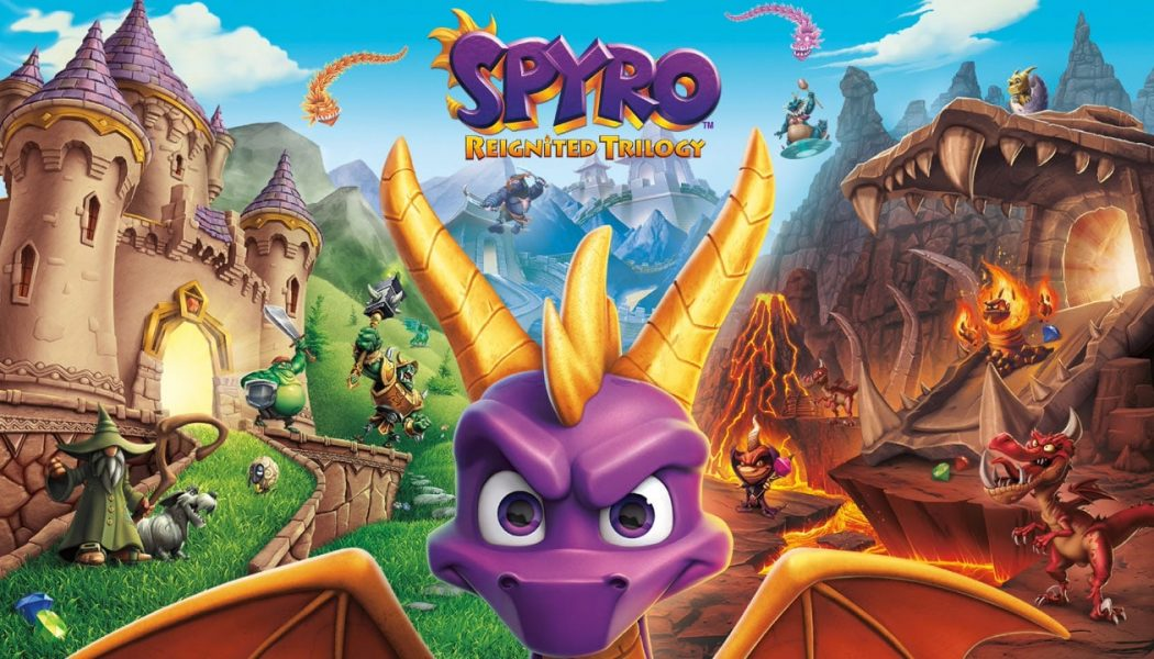 Spyro Reignited Trilogy [PS4/XBO] — recenzja