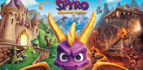 Spyro Reignited Trilogy [PS4/XBO] — recenzja