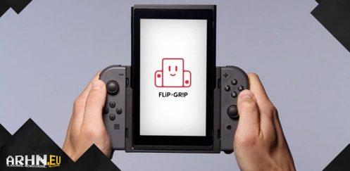 Flip Grip – pionowy uchwyt dla Switcha