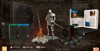 Bandai Namco prezentuje zawartość edycji kolekcjonerskiej trylogii Dark Souls