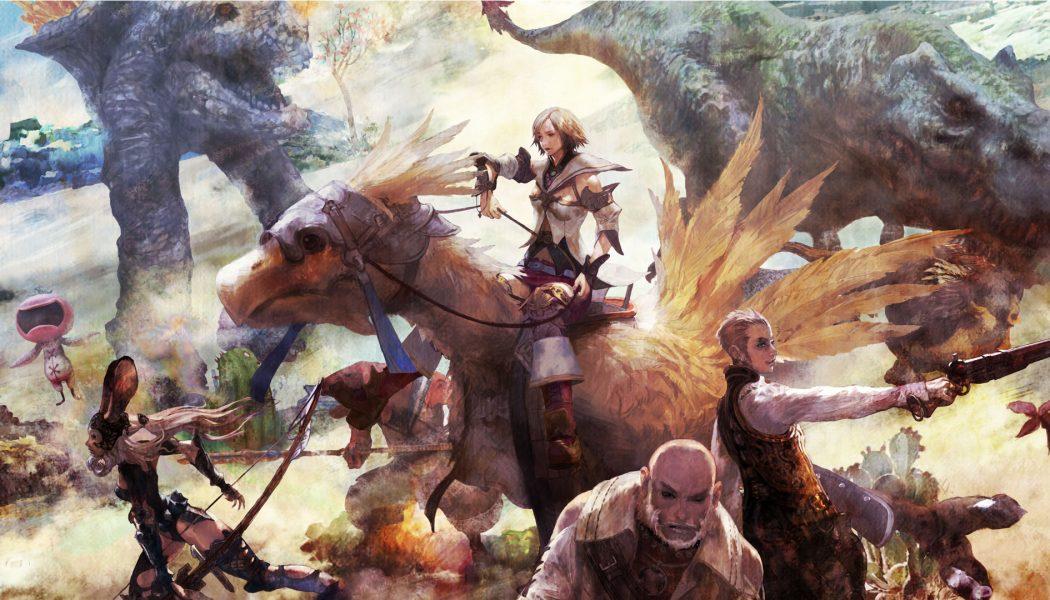 Remastery Final Fantasy X, X-2 oraz XII będą dostępne na Xboxa One oraz Switcha