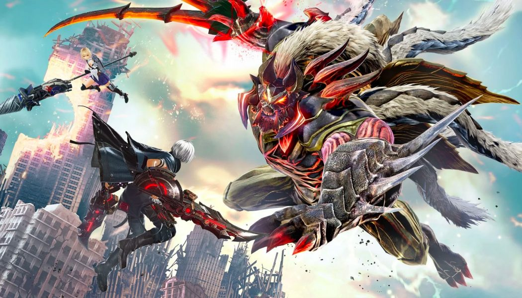 Trailer trybu multiplayer w God Eater 3