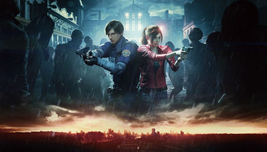 Demo Resident Evil 2, nowy artwork oraz tokijski bar