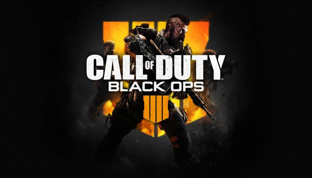 Tryb Blackout w Call of Duty: Black Ops 4 będzie dostępny za darmo przez tydzień