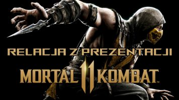 Relacja z prezentacji Mortal Kombat 11 w Londynie