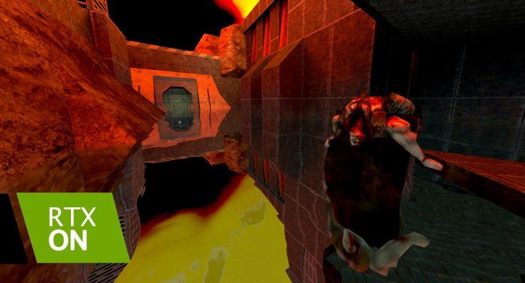 RTX ON: Quake II w technologii ray tracing!