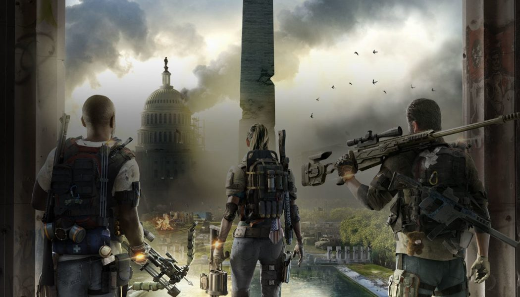 Nowy trailer Tom Clancy's The Division 2