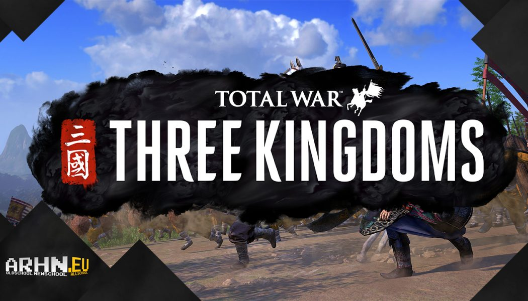 Prezentacja Total War: Three Kingdoms