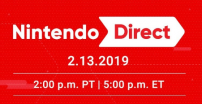 Nintendo Direct 13.02.2019 – 23:00
