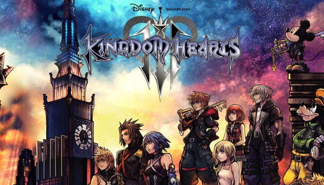 Kingdom Hearts III — miała być recenzja a wyszło… to 🤔