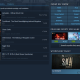 Steam usuwa filmy, które nie są związane z grami