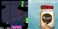 K52 #4 – Membrane [Switch] | K52 #5 – My Name is Mayo [PS Vita]