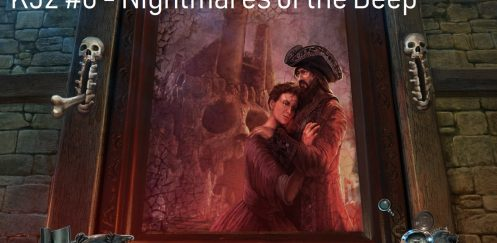 K52 #6 Nightmares from the Deep: The Cursed Heart [PC]