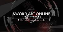Sword Art Online: Alicization Lycoris zapowiedziane