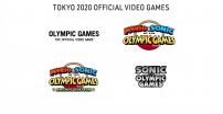 SEGA tworzy oficjalne gry Igrzysk Olimpijskich 2020