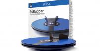 3dRudder, czyli kontroler ruchu dla PS VR
