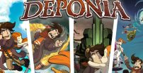 Dziś premiera: Deponia na Switcha oraz Deponia Collection na PS4 i Xbox One