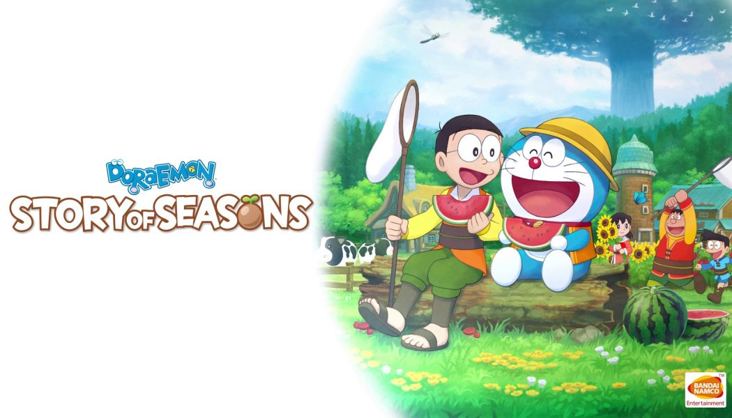 Doraemon Story of Seasons zapowiedziany na PC i Switch