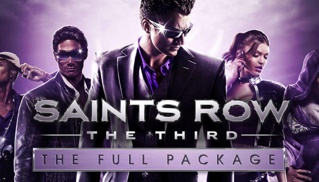 Dziś premiera: Saints Row: The Third na Nintendo Switch
