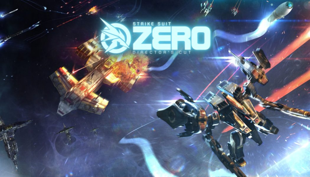 Strike Suit Zero: Director's Cut – recenzja tekstowa