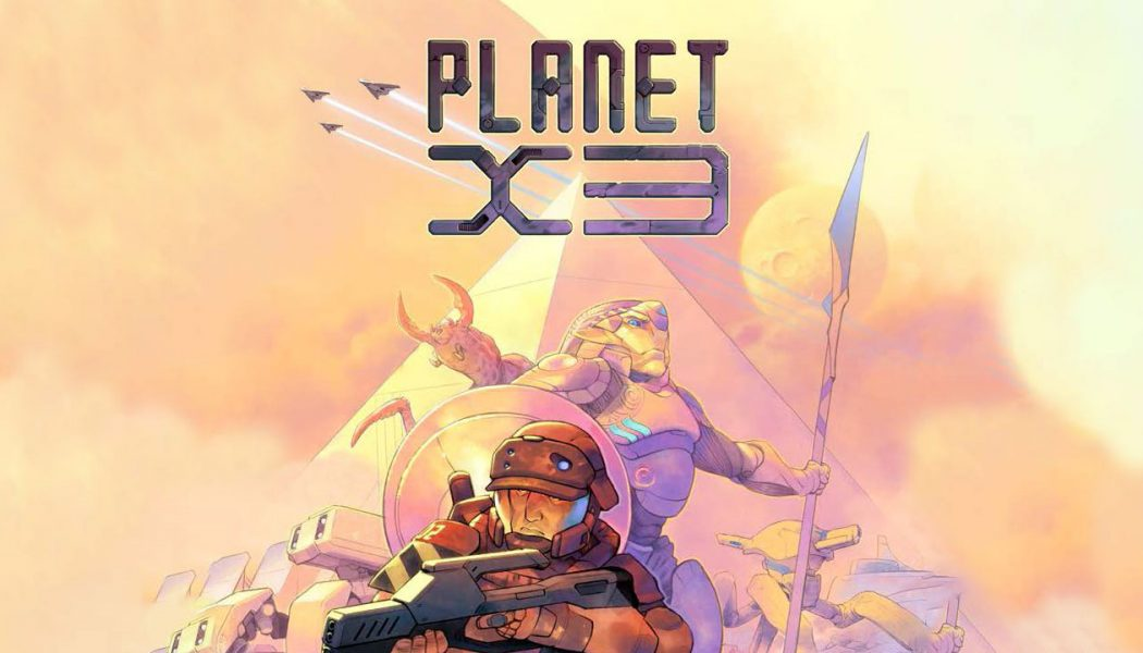 Planet X3 (MS-DOS) | retro