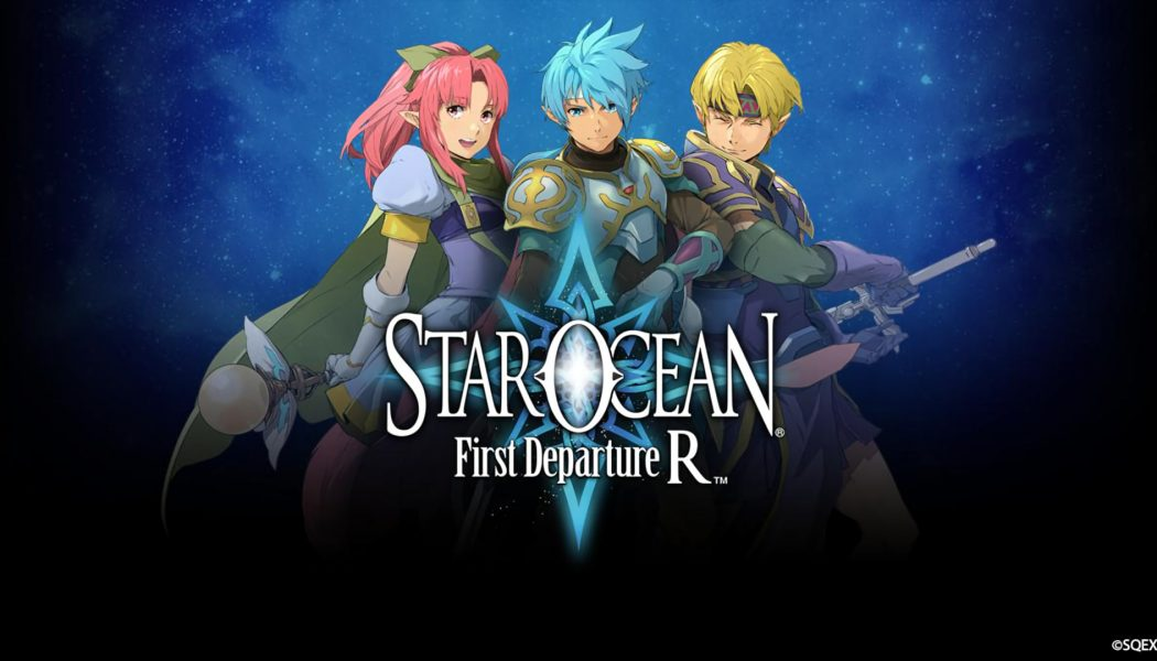 Square Enix zapowiada Star Ocean: First Departure R