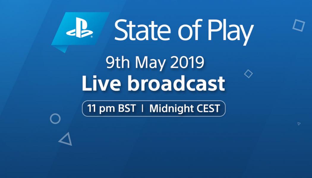 Przegląd State of Play – maj 2019