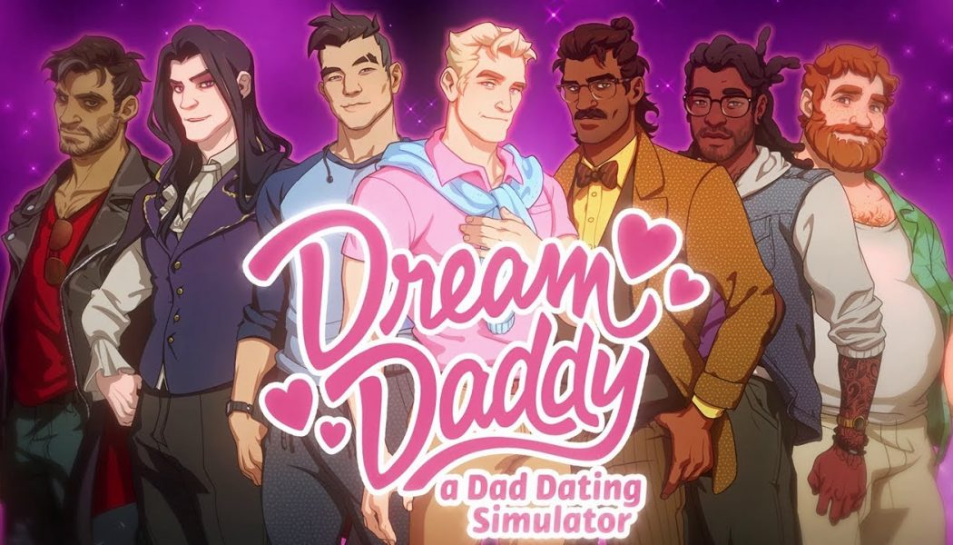 Dream Daddy trafi na Nintendo Switch oraz mobilki