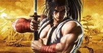 Shizumaru Hisame wkracza do Samurai Shodown