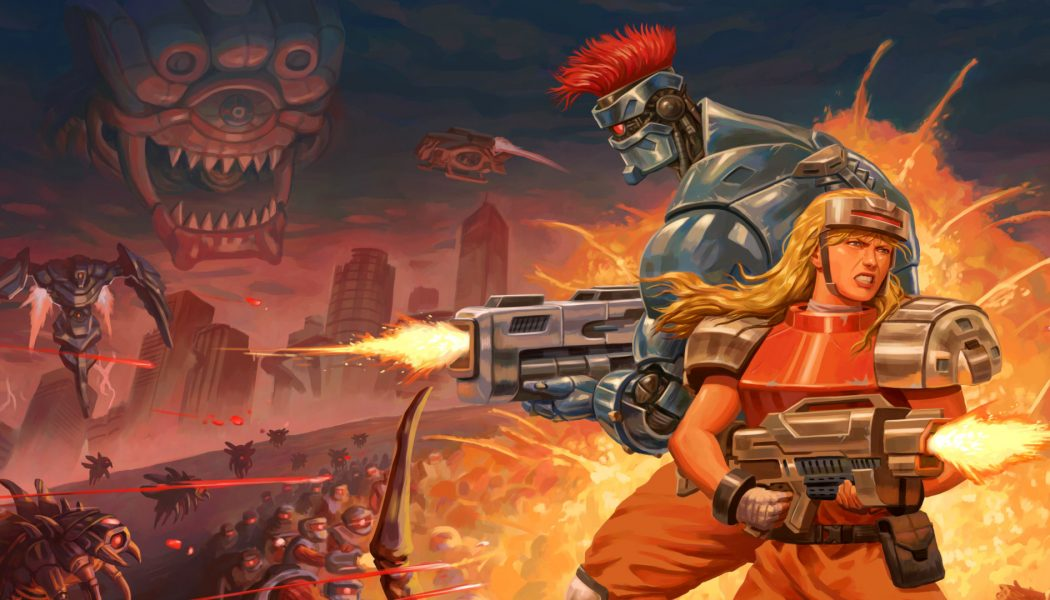 Dziś premiera: Blazing Chrome