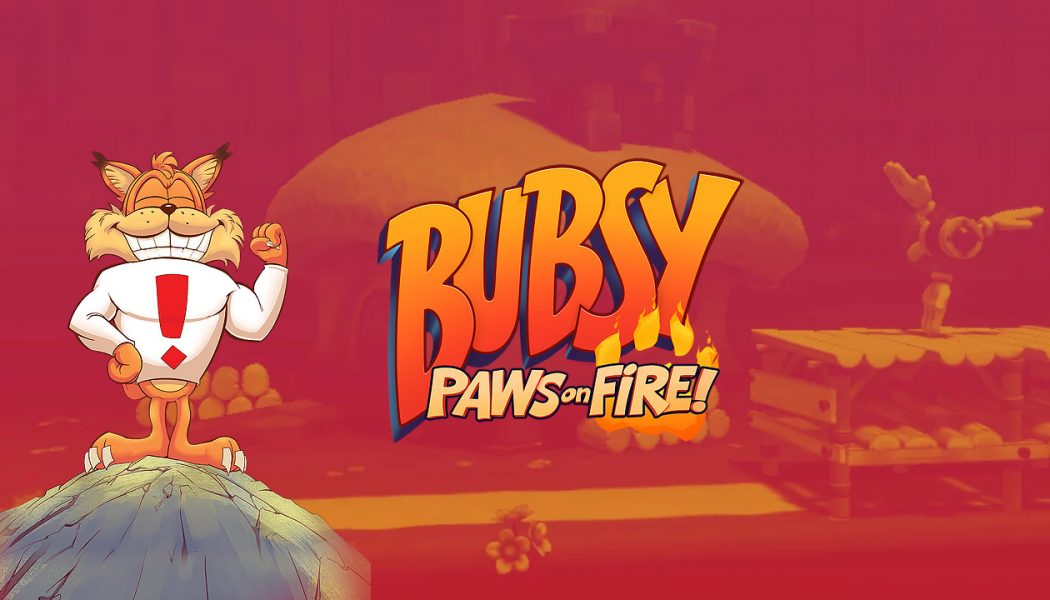 Bubsy: Paws on Fire! na Switchu już w sierpniu
