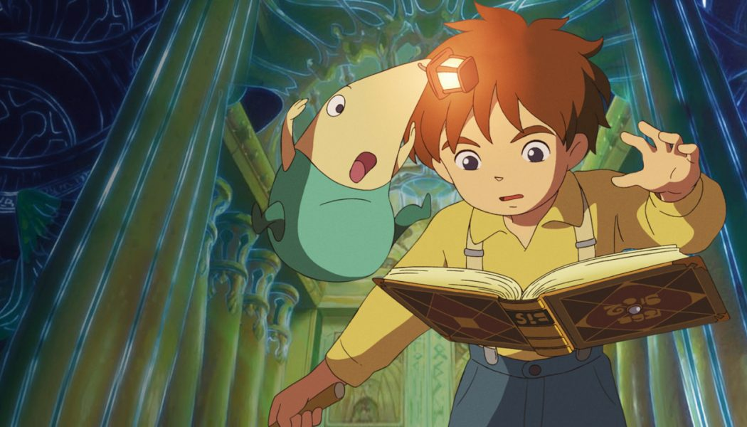 Ni no Kuni: Wrath of the White Witch Remastered – zwiastun premierowy