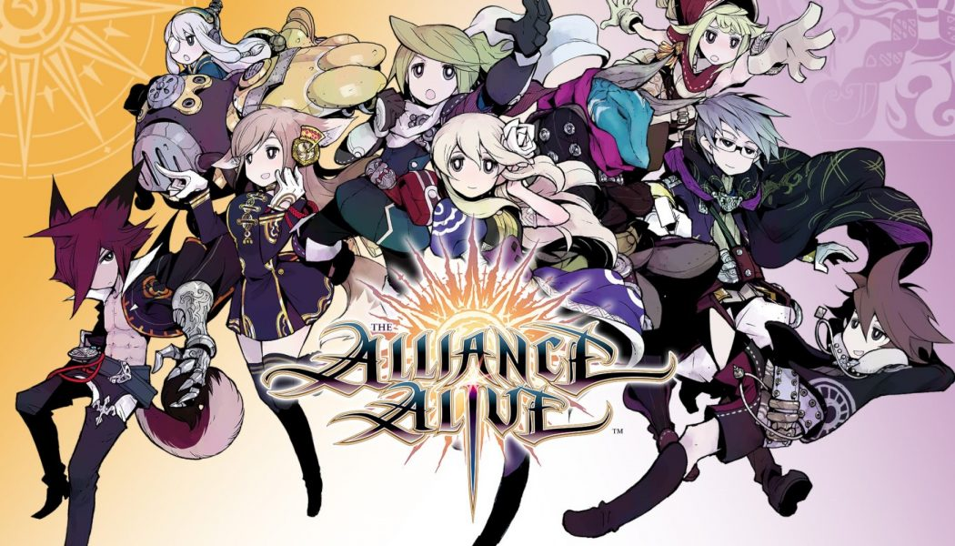 The Alliance Alive HD Remastered z nowym zwiastunem