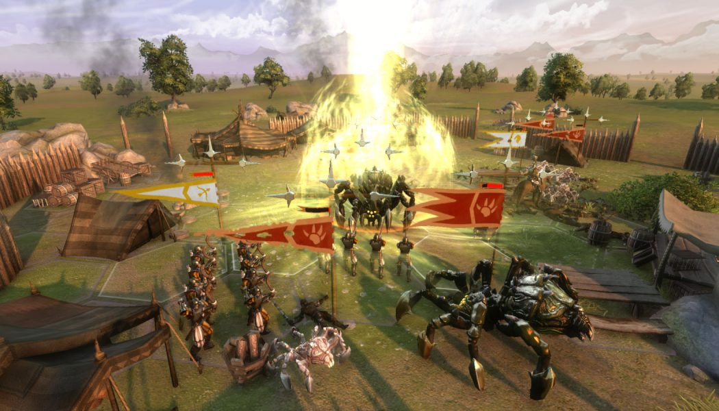 Age of Wonders III za darmo na Steamie!