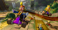 Prehistoriczne Grand Prix wjeżdża do CTR Nitro-Fueled!