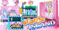 Orange Island to nowa gra na PC oraz NESa!