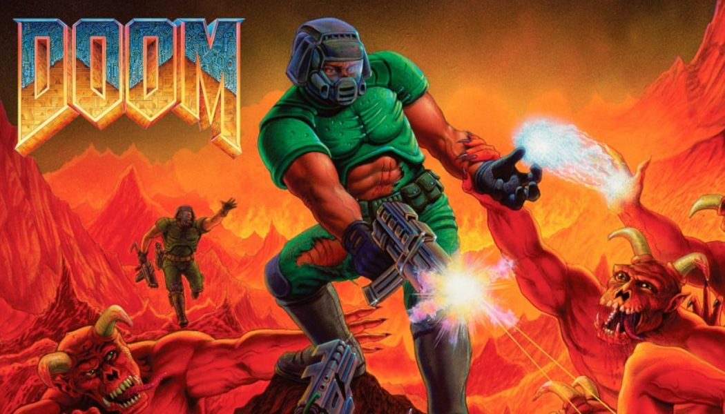 The Ultimate Doom, Doom II, Heretic i Hexen na VR!