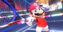 Czasowo darmowy Mario Tennis Aces od przyszłego tygodnia dla posiadaczy Switch Online