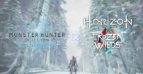 Aloy z Horizon Zero Dawn powróci do Monster Hunter World w dodatku Iceborne