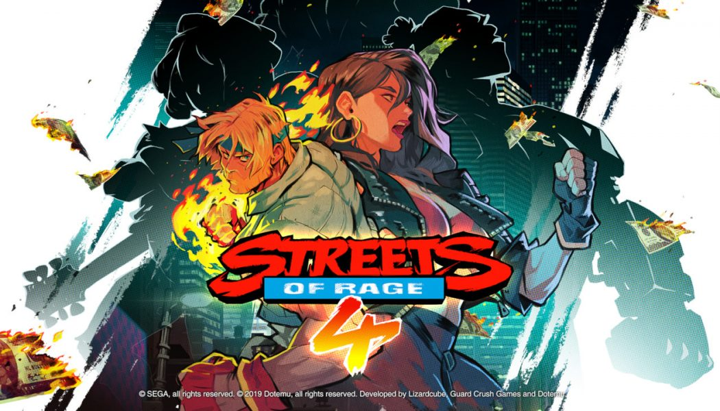 Streets of Rage 4 na gameplayu z Gamescomu