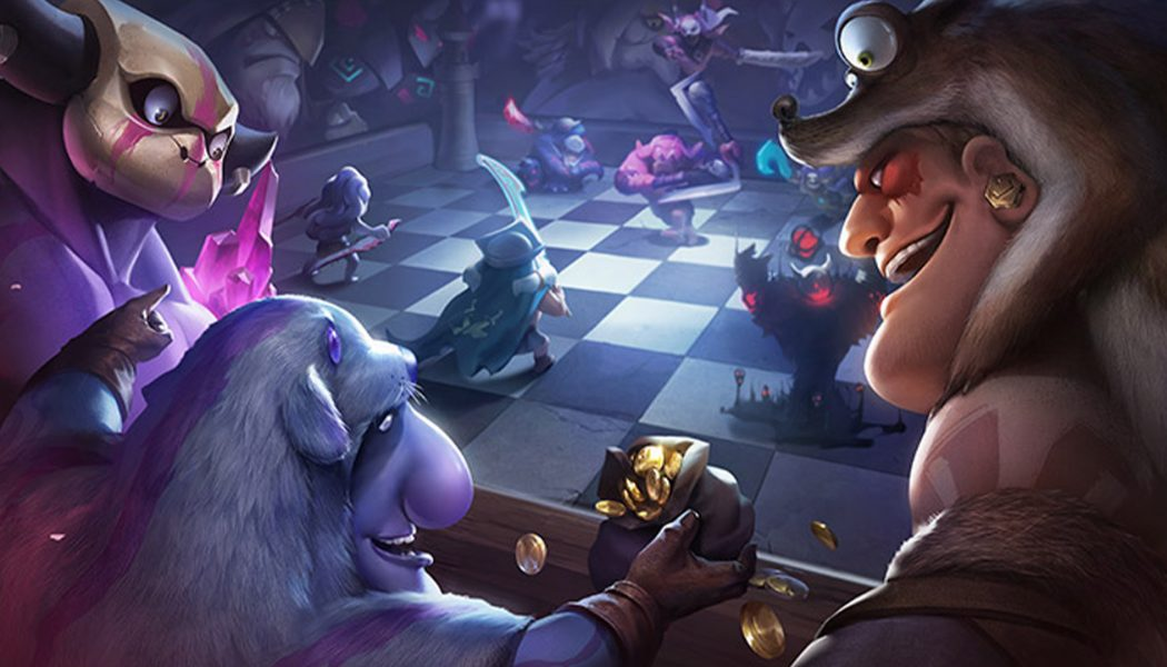 Auto Chess trafi na Playstation 4 oraz Nintendo Switch