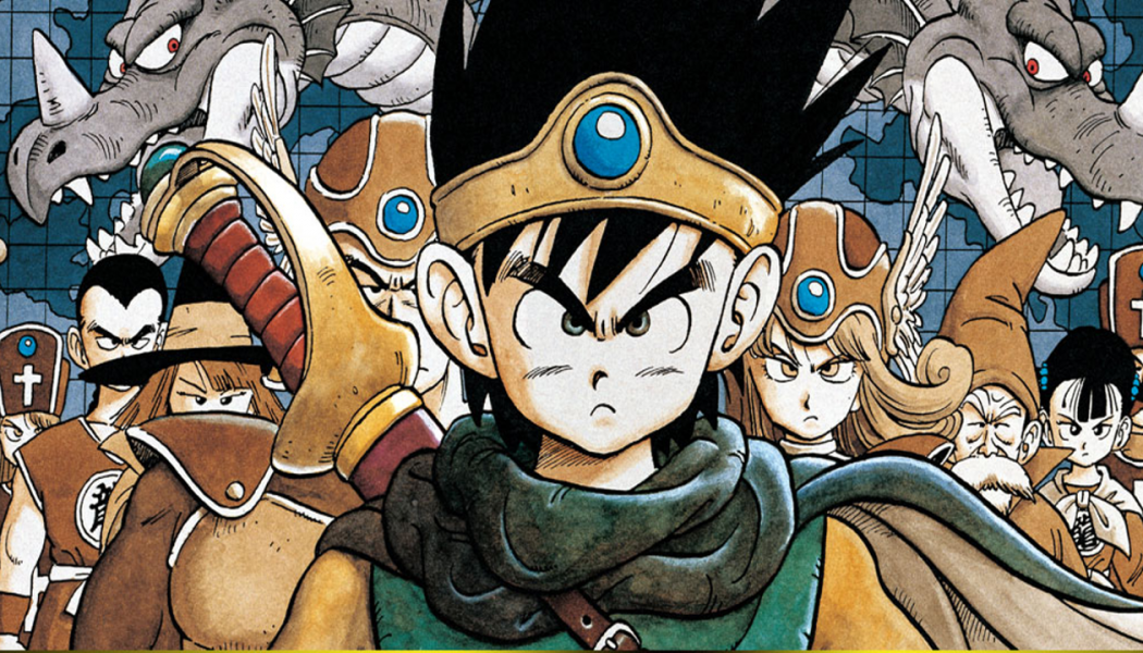 Dziś premiera: Dragon Quest I – II & III na Nintendo Switch
