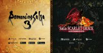 Romancing SaGa 3 oraz SaGa Scarlet Grace Ambitions z nowym trailerem