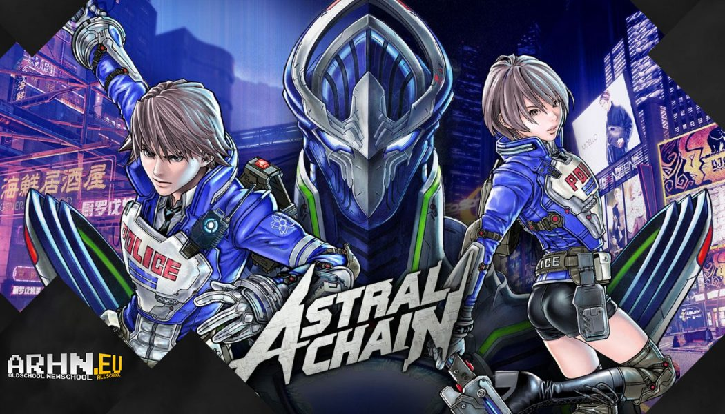 Astral Chain [Switch] — recenzja