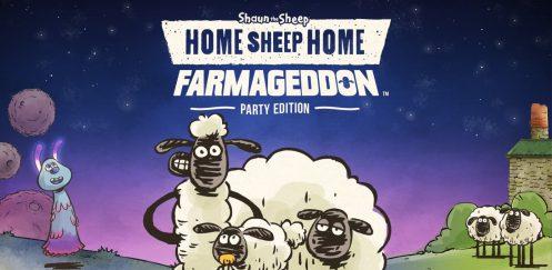 Home Sheep Home: Farmageddon Party Edition – premiera na Switchu i darmowy update na PC