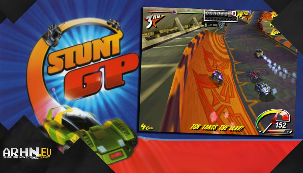 Stunt GP — RETRO