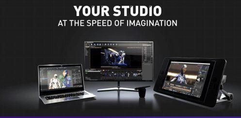 Laptopy NVIDIA Studio — przenośne komputery dla profesjonalistów