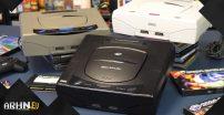 Historia konsoli Sega Saturn — Time Warp